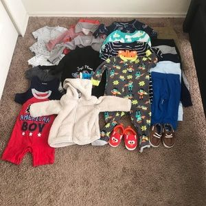 12-18 month baby boy bundle
